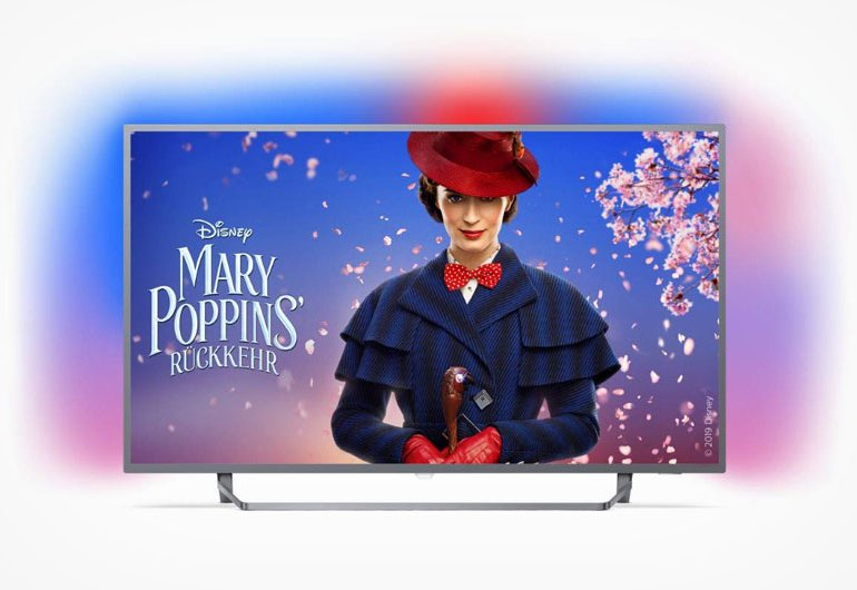 Philips 50PUS7303/12 Smart TV mit Android-Betriebssystem